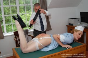 Firm Hand Spanking - Doctor's Orders - G - image 4