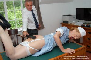 Firm Hand Spanking - Doctor's Orders - G - image 6