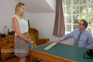 Firm Hand Spanking - Marks Out Of Ten - T - image 7