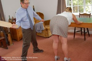 Firm Hand Spanking - Marks Out Of Ten - T - image 8