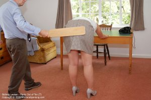 Firm Hand Spanking - Marks Out Of Ten - T - image 16