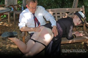 Firm Hand Spanking - Marks Out Of Ten - X - image 9