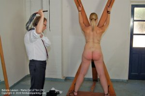 Firm Hand Spanking - Marks Out Of Ten - Zk - image 5