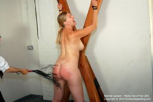 Firm Hand Spanking - Marks Out Of Ten - Zk - image 15