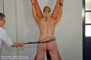 Firm Hand Spanking - Marks Out Of Ten - Zk - image 4