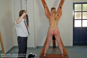 Firm Hand Spanking - Marks Out Of Ten - Zk - image 18