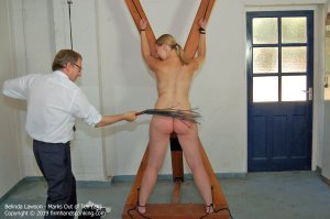 Firm Hand Spanking - Marks Out Of Ten - Zk - image 8