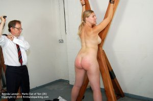 Firm Hand Spanking - Marks Out Of Ten - Zk - image 10