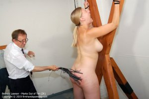 Firm Hand Spanking - Marks Out Of Ten - Zk - image 16