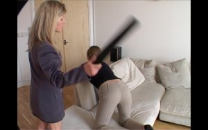 Firm Hand Spanking - Editorial Judgement - J - image 9