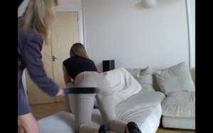 Firm Hand Spanking - Editorial Judgement - J - image 3