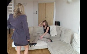 Firm Hand Spanking - Editorial Judgement - J - image 6