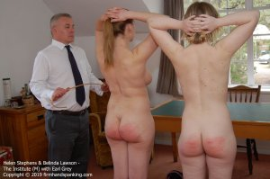 Firm Hand Spanking - The Institute - M - image 16