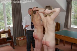 Firm Hand Spanking - The Institute - M - image 1