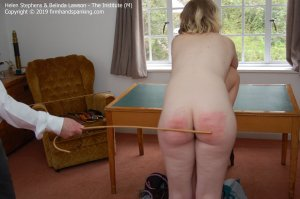 Firm Hand Spanking - The Institute - M - image 8