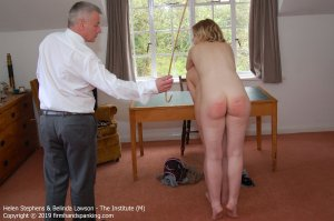 Firm Hand Spanking - The Institute - M - image 5
