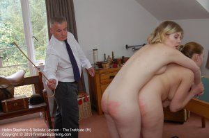 Firm Hand Spanking - The Institute - M - image 14