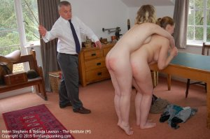 Firm Hand Spanking - The Institute - M - image 7