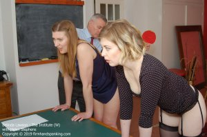 Firm Hand Spanking - The Institute - W - image 3