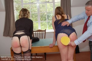 Firm Hand Spanking - The Institute - W - image 18