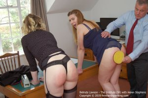Firm Hand Spanking - The Institute - W - image 17