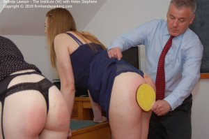 Firm Hand Spanking - The Institute - W - image 11
