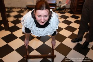 Firm Hand Spanking - Maid For Discipline - G - image 9