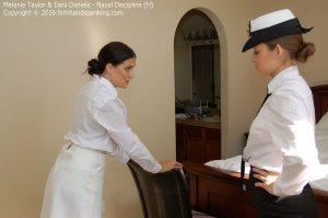 Firm Hand Spanking - Naval Discipline - H - image 18