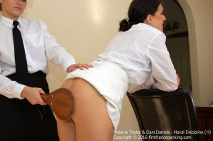 Firm Hand Spanking - Naval Discipline - H - image 2