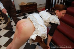 Firm Hand Spanking - Maid For Discipline - G - image 13