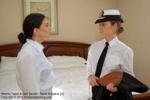 Firm Hand Spanking - Naval Discipline - H - image 9