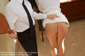 Firm Hand Spanking - Naval Discipline - H - image 11