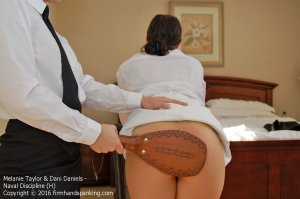 Firm Hand Spanking - Naval Discipline - H - image 13