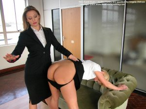 Firm Hand Spanking - 30.07.2004 - Bare Bottom Spanking - image 2
