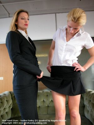 Firm Hand Spanking - 30.07.2004 - Bare Bottom Spanking - image 7
