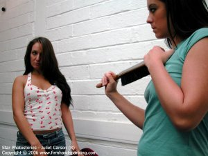 Firm Hand Spanking - 31.03.2006 - Clothes Brush Spanking - image 12