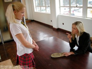 Firm Hand Spanking - 16.04.2004 - Old Fashioned Slippering - image 2