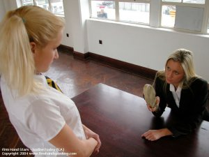 Firm Hand Spanking - 16.04.2004 - Old Fashioned Slippering - image 17