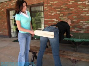 Firm Hand Spanking - 17.02.2006 - Sorority Paddling - image 11