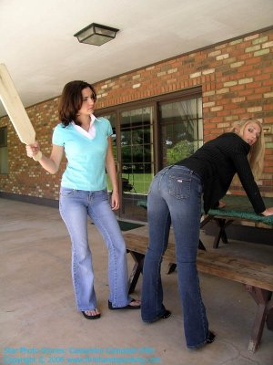 Firm Hand Spanking - 17.02.2006 - Sorority Paddling - image 7