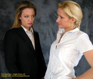 Firm Hand Spanking - 19.03.2004 - Bare Bottom Spanking - image 16
