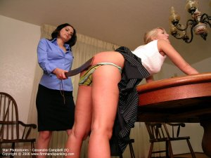 Firm Hand Spanking - 21.07.2006 - Bare Bottom Strapping - image 16