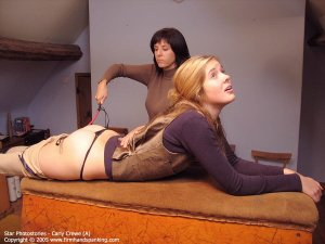 Firm Hand Spanking - 23.12.2005 - Bare Bottom Whipping - image 17