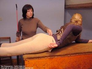 Firm Hand Spanking - 23.12.2005 - Bare Bottom Whipping - image 10