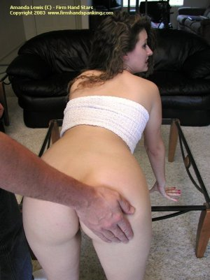 Firm Hand Spanking - 25.10.2003 - Panties Down Spanking - image 11