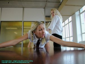 Firm Hand Spanking - 25.06.2004 - Bare Bottom Caning - image 10