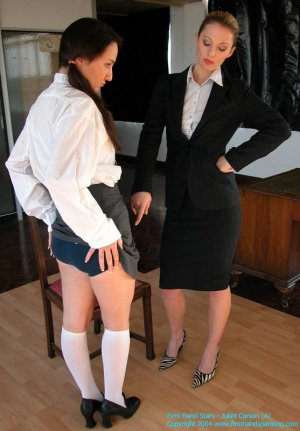 Firm Hand Spanking - 27.02.2004 - Bare Bottom Spanking - image 3
