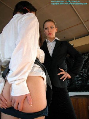 Firm Hand Spanking - 27.02.2004 - Bare Bottom Spanking - image 14