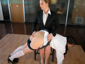 Firm Hand Spanking - 27.02.2004 - Bare Bottom Spanking - image 15