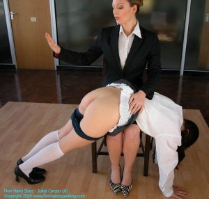 Firm Hand Spanking - 27.02.2004 - Bare Bottom Spanking - image 12